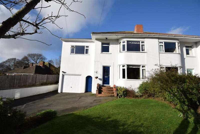 4 Bedrooms Semi Detached House for sale in St. Helens Down, Hastings