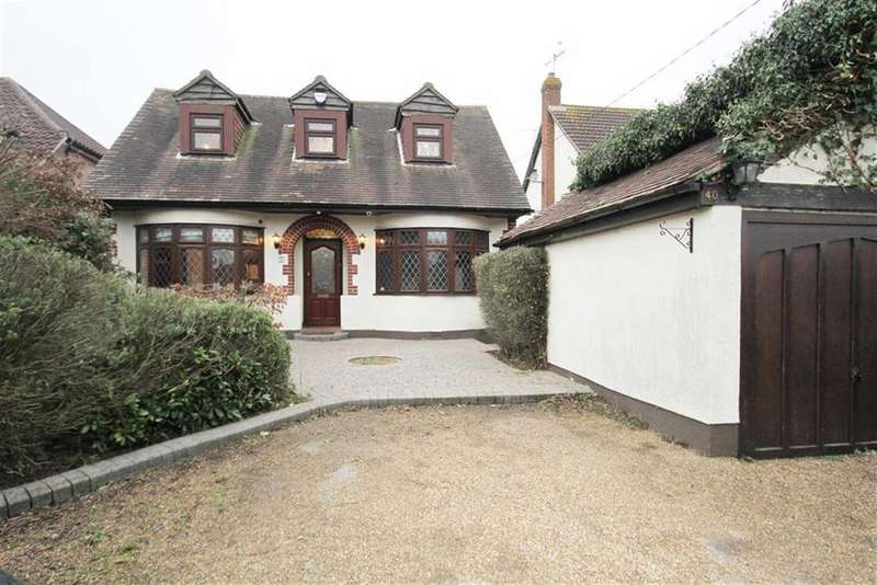 4 Bedrooms Detached House for sale in Church Road, Ramsden Heath