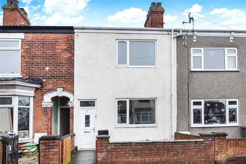 3 Bedrooms Terraced House for sale in Brereton Avenue, Cleethorpes, DN35