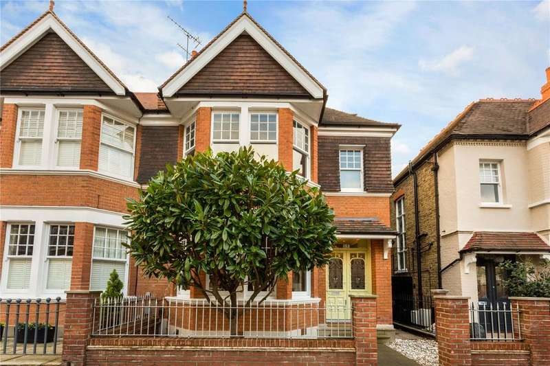 5 Bedrooms Semi Detached House for sale in Holroyd Road, Putney, London, SW15