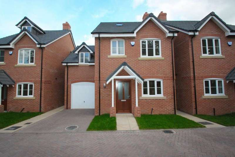 4 Bedrooms Detached House for rent in 65 Audlem Road, Nantwich