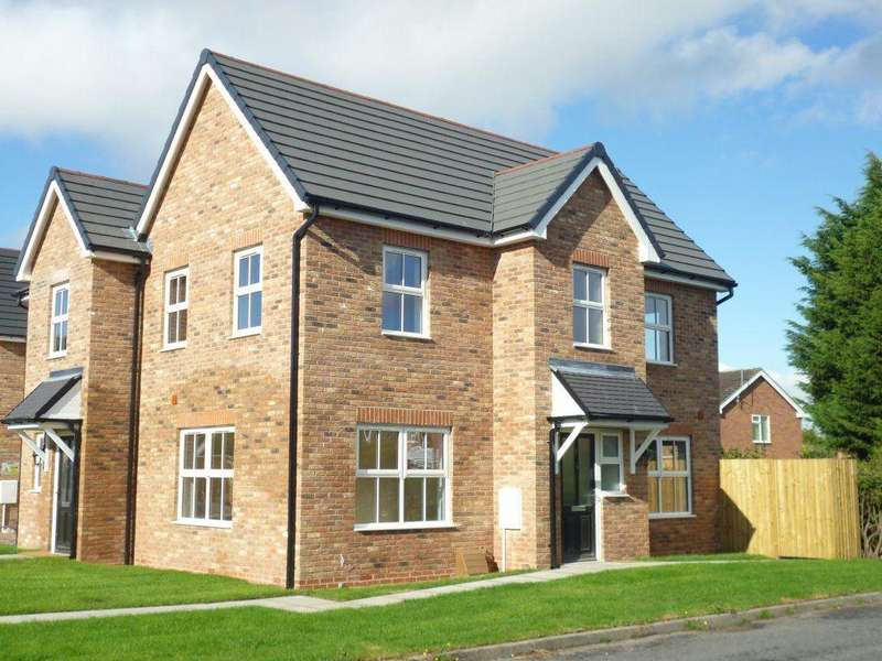 3 Bedrooms Semi Detached House for rent in Armitage Close, Wistaston