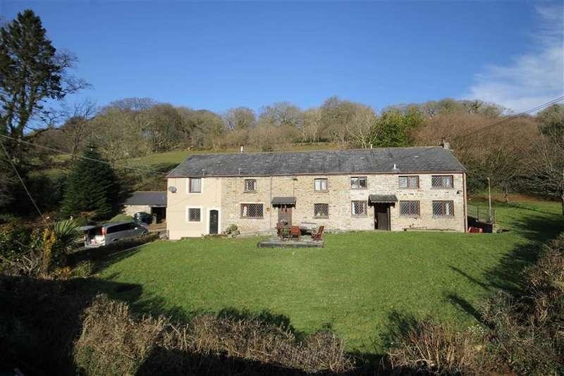 6 Bedrooms Detached House for sale in Llantrisant Road, Llanharan, Rhondda Cynon Taf