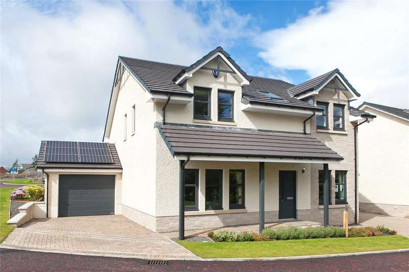 4 Bedrooms Detached House for sale in House 4 - Jackton View, East Kilbride, Glasgow, G75