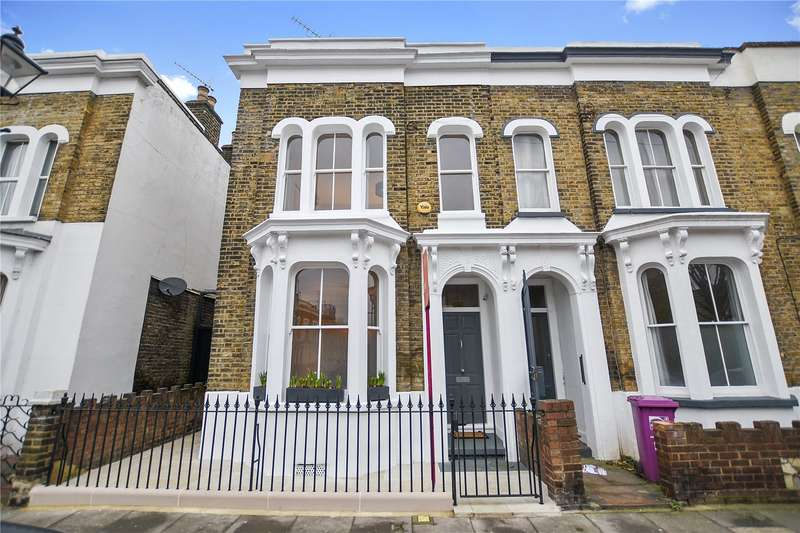 3 Bedrooms End Of Terrace House for sale in Lichfield Road, Bow, London, E3