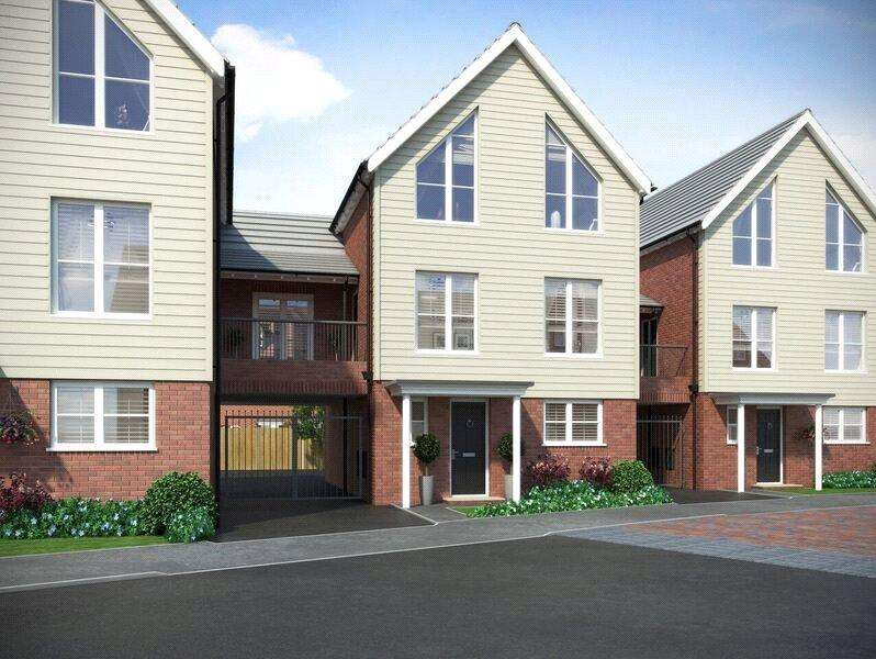 4 Bedrooms House for sale in PLOT 133 KIRKBY PHASE 1, Navigation Point, Cinder Lane, Castleford