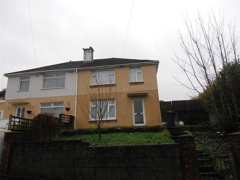 3 Bedrooms Semi Detached House for sale in Heol Keir Hardie, Penywaun, Aberdare