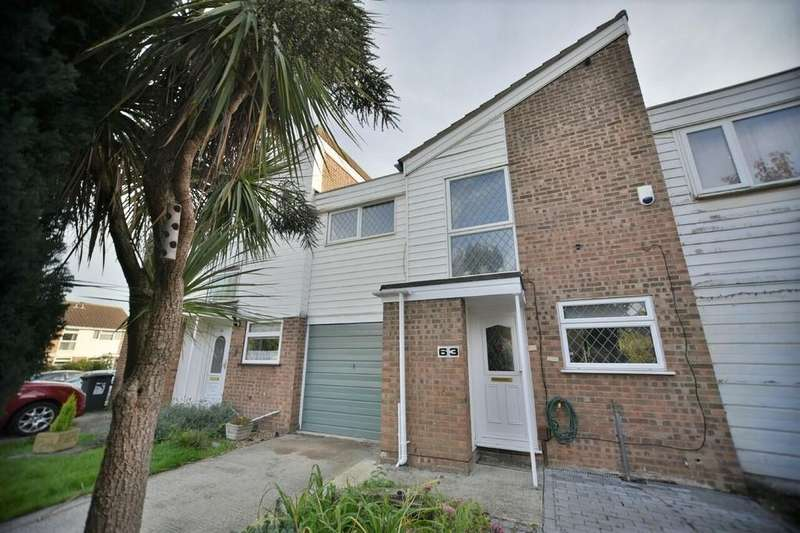 4 Bedrooms Terraced House for sale in Keats Road, Larkfield