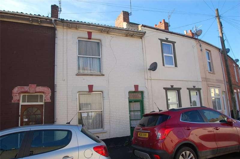 2 Bedrooms Terraced House for sale in Wellington Road, Bridgwater, Somerset, TA6