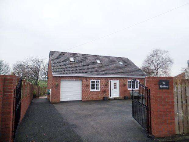 4 Bedrooms Detached Bungalow for sale in EASINGTON ROAD, SOUTH HETTON, PETERLEE AREA VILLAGES