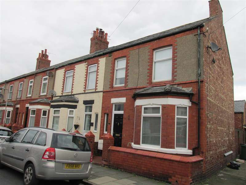 3 Bedrooms End Of Terrace House for sale in Groveland Avenue 'REDUCED FOR QUICK SALE', Hoylake