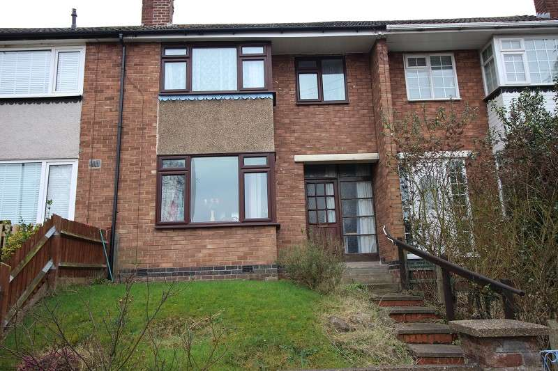 3 Bedrooms Terraced House for sale in Yarningale Road, Weeford Estate, Coventry, CV3 3EL