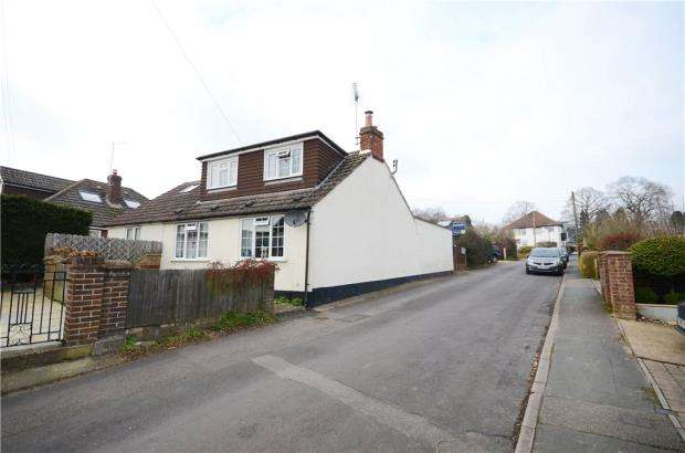 3 Bedrooms Semi Detached House for sale in Hope Lane, Farnham, Surrey