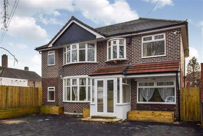 5 Bedrooms Detached House for sale in Lostock Road, Urmston, M41