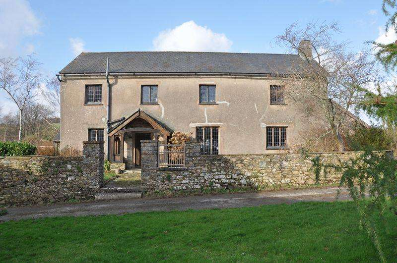 4 Bedrooms Detached House for sale in Landscove, Nr Ashburton
