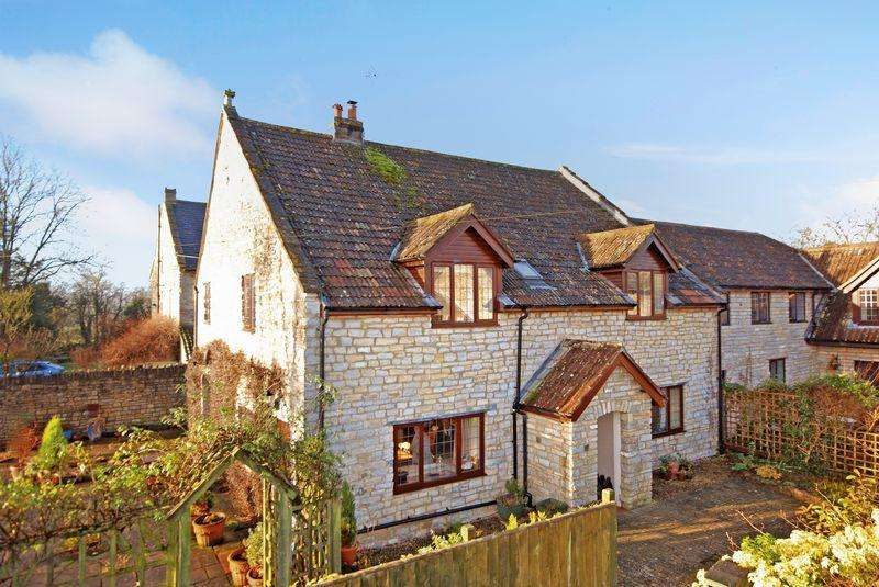 4 Bedrooms Barn Conversion Character Property for sale in Pilton, Somerset