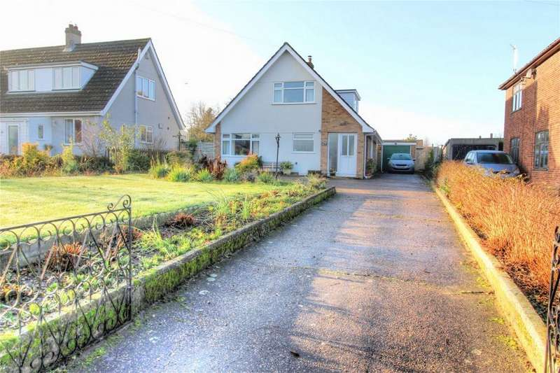 4 Bedrooms Chalet House for sale in 47 Queens Road, NR17 2AQ, Attleborough, ATTLEBOROUGH, Norfolk