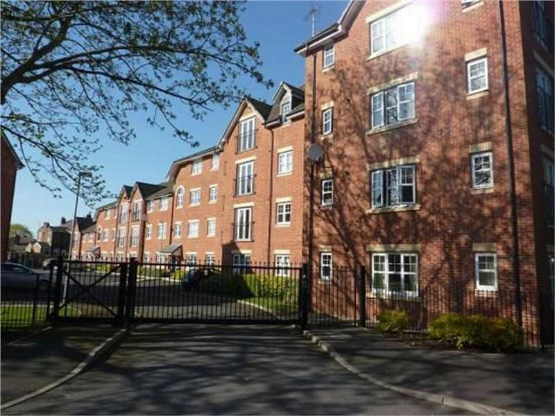 2 Bedrooms Flat for sale in Delamere Place, Moor Lane,, Manchester
