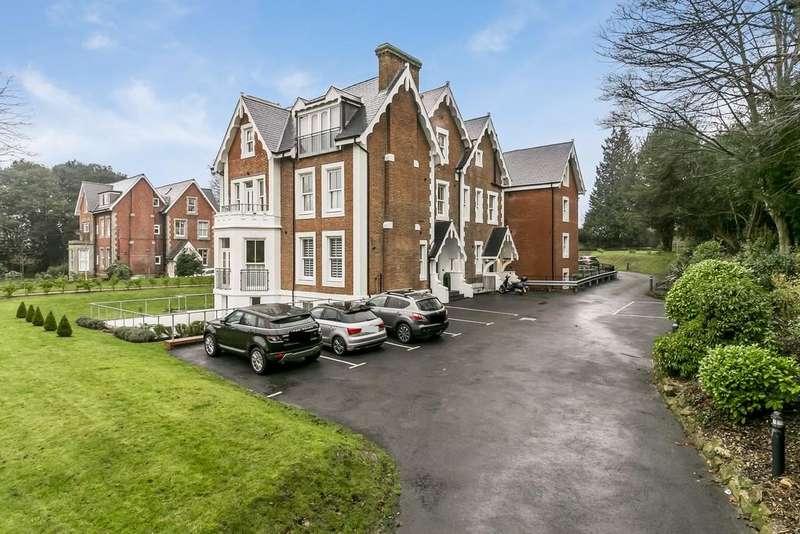 1 Bedroom Apartment Flat for sale in Calverley Park Gardens, Tunbridge Wells