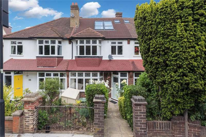 4 Bedrooms Terraced House for sale in Royal Circus, West Norwood, London, SE27
