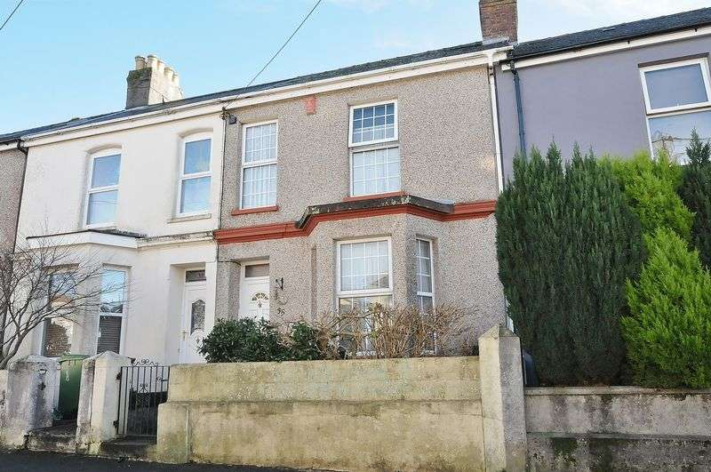 3 Bedrooms Property for sale in Whitleigh Avenue Crownhill, Plymouth
