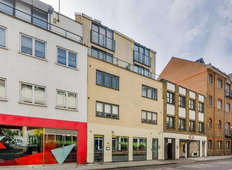 1 Bedroom Apartment Flat for sale in Wakley Street, Angel EC1V