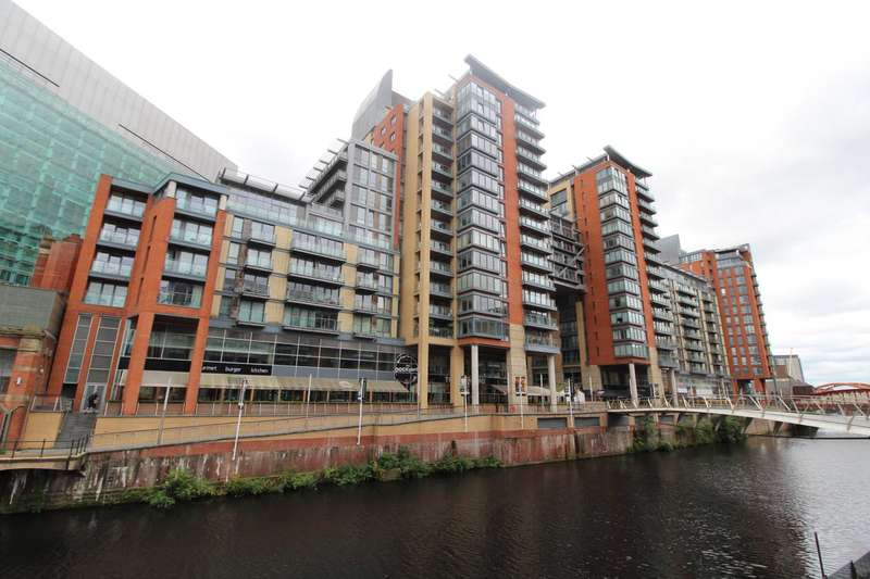 2 Bedrooms Apartment Flat for rent in Spinningfields, Manchester