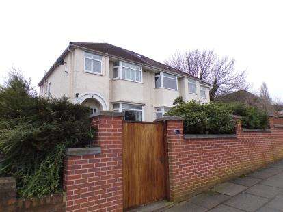 3 Bedrooms Semi Detached House for sale in Childwall Valley Road, Liverpool, Merseyside, L16