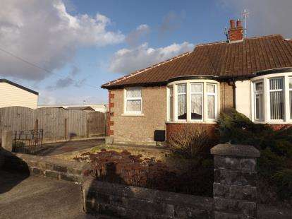 2 Bedrooms Bungalow for sale in Bertram Avenue, Morecambe, Lancashire, United Kingdom, LA4