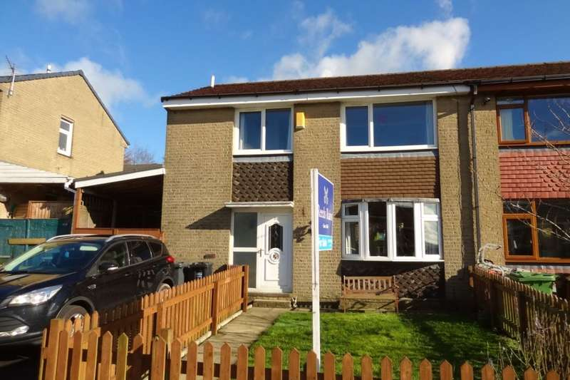 3 Bedrooms Semi Detached House for sale in Casserley Road, Colne, BB8