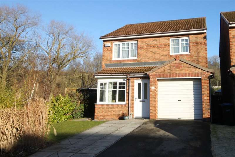 3 Bedrooms Detached House for sale in Aintree Drive, Bishop Auckland, County Durham, DL14