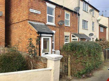 2 Bedrooms End Of Terrace House for sale in East Street, Banbury, Oxfordshire