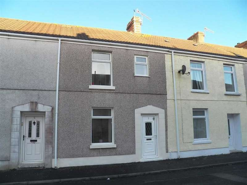 3 Bedrooms Terraced House for sale in Catherine Street, Llanelli