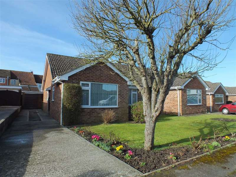 3 Bedrooms Semi Detached Bungalow for sale in Oak Drive, North Bradley, Wiltshire, BA14