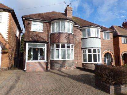 3 Bedrooms House for sale in Grayswood Park Road, Quinton, Birmingham, West Midlands