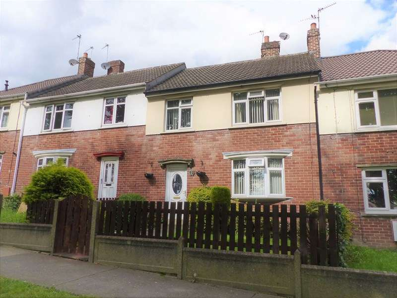 3 Bedrooms Property for sale in Cheviot Road, Chester Le Street, Chester Le Street, Durham, DH2 3AL