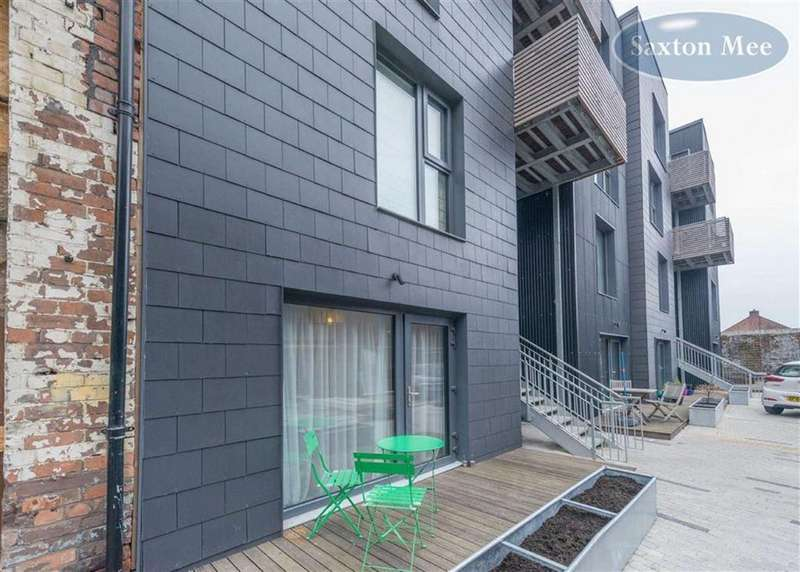 2 Bedrooms Apartment Flat for sale in Cotton Mill Walk, Kelham Island, Sheffield, S3