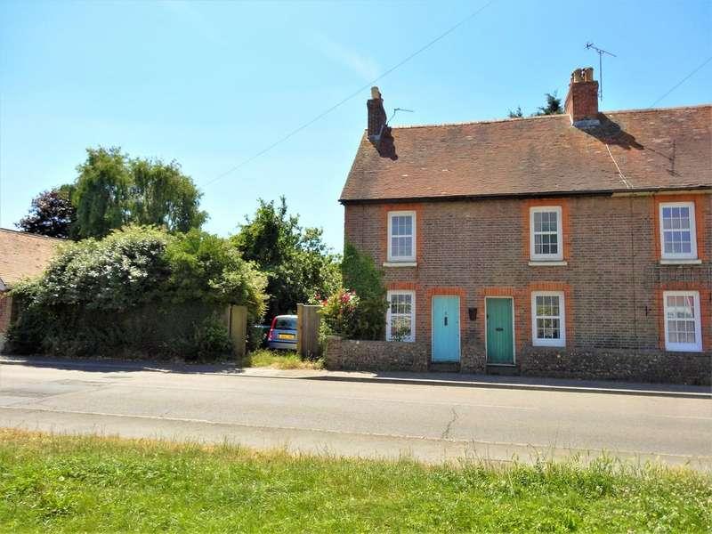 2 Bedrooms Cottage House for sale in Holkham Cottages, Burndell Road, Yapton, Arundel BN18