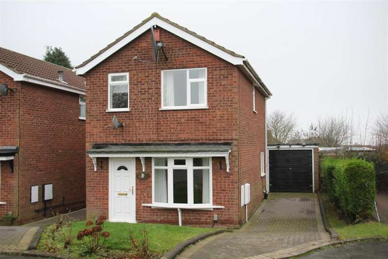 3 Bedrooms Detached House for sale in Buckden, Wilnecote, Tamworth