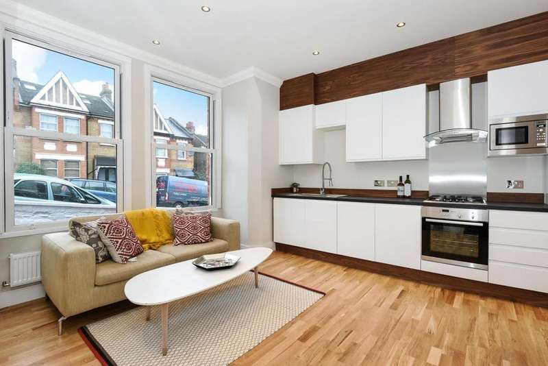 2 Bedrooms Flat for sale in Uplands Road, Crouch End