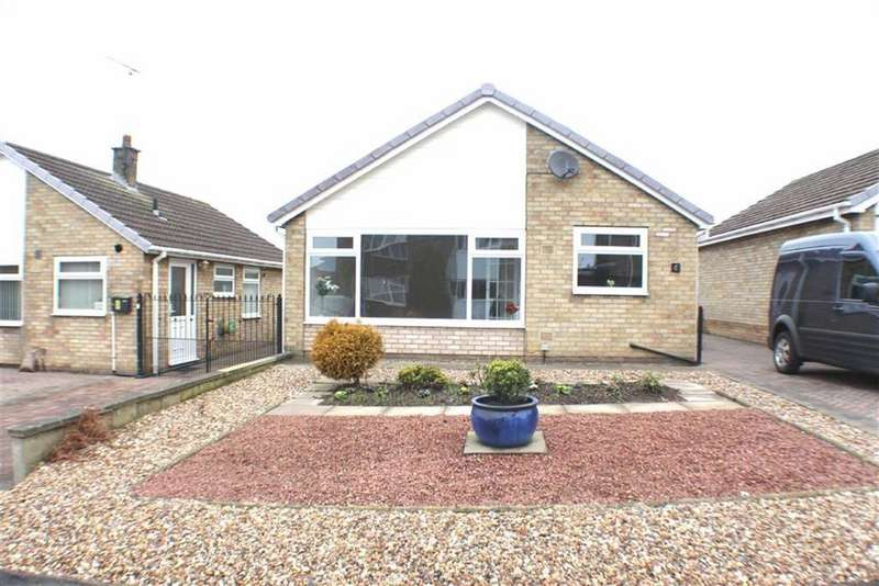 2 Bedrooms Detached Bungalow for sale in Newstead Crescent, Bridlington, East Yorkshire