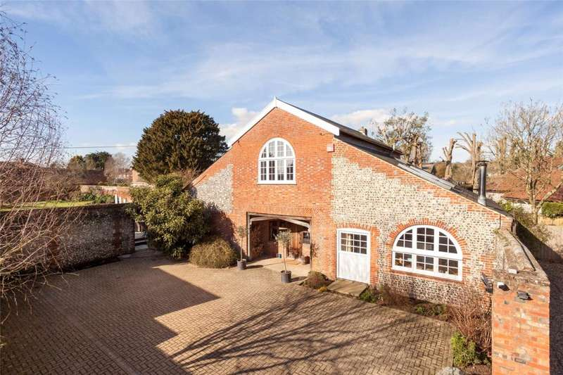 5 Bedrooms Detached House for sale in Funtington, Chichester, West Sussex, PO18