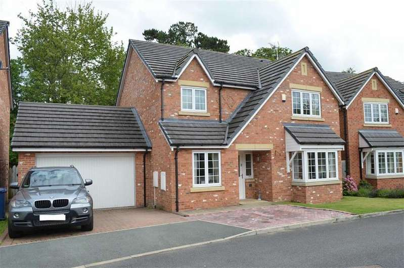 4 Bedrooms Detached House for sale in Pippin Lane, Rossett, Wrexham, Rossett