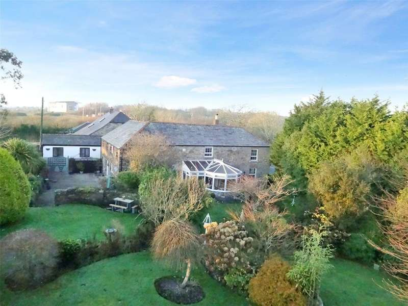5 Bedrooms Detached House for sale in Priory Road, Bodmin