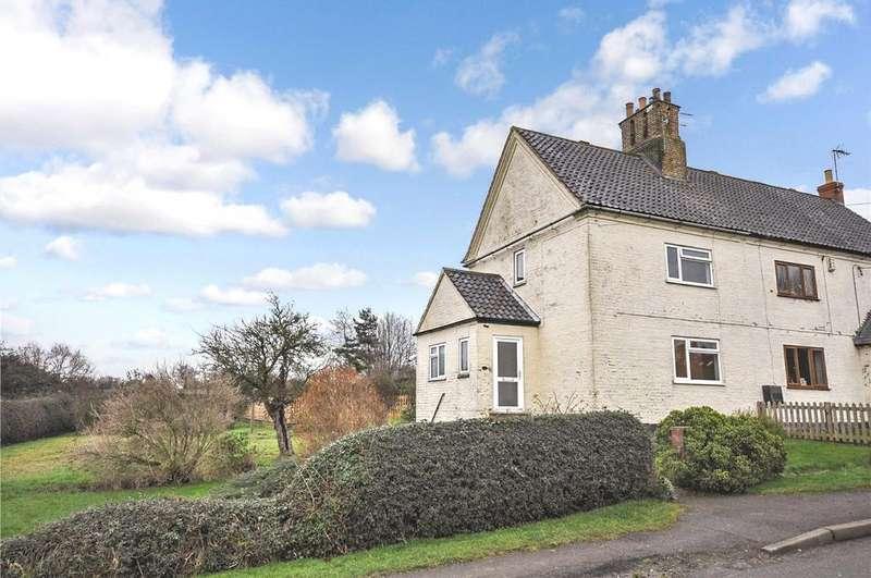 2 Bedrooms Semi Detached House for rent in Granby Lane, Plungar, Nottingham