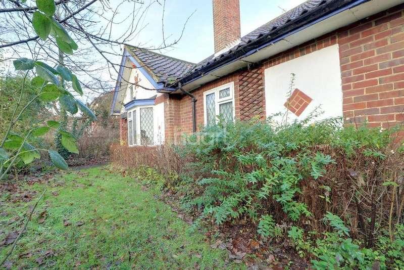 4 Bedrooms Bungalow for sale in Near UEA, Norwich