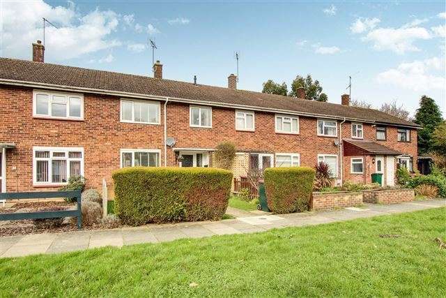 3 Bedrooms Terraced House for sale in Tilgate, Crawley