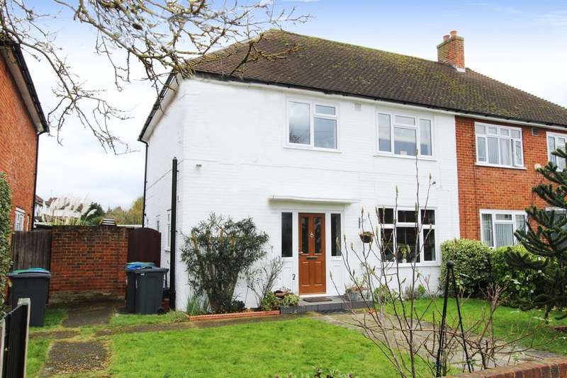4 Bedrooms Semi Detached House for sale in South Lane, New Malden