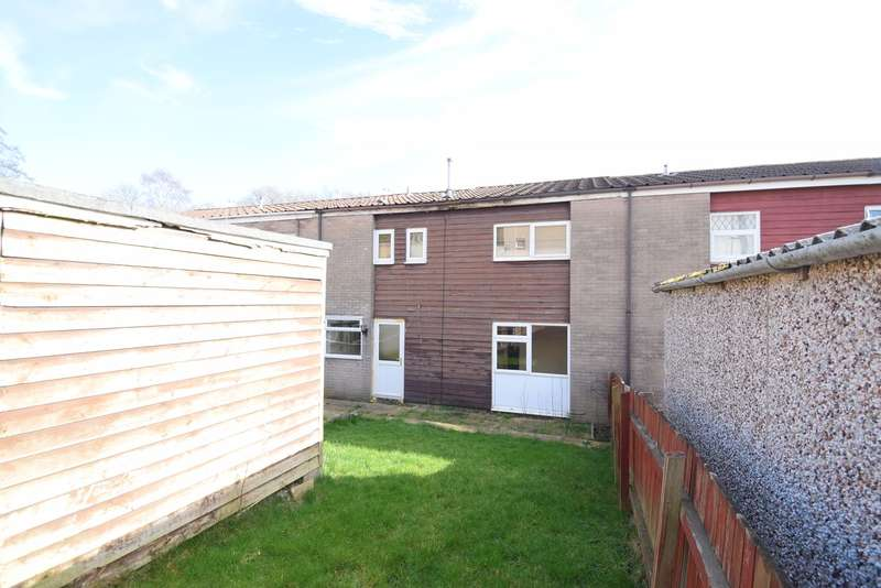 3 Bedrooms Terraced House for sale in Neerings, Coed Eva, Cwmbran, NP44