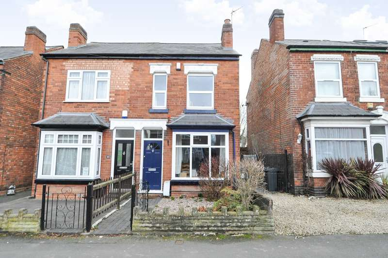 2 Bedrooms Semi Detached House for sale in Gristhorpe Road, Selly Oak, Birmingham, B29